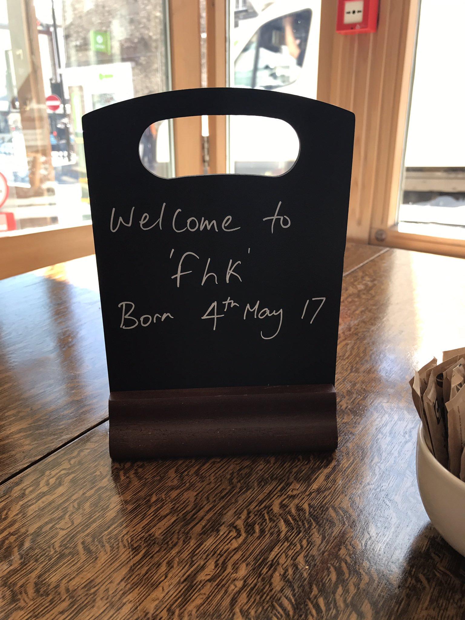 4th May birth of fhk