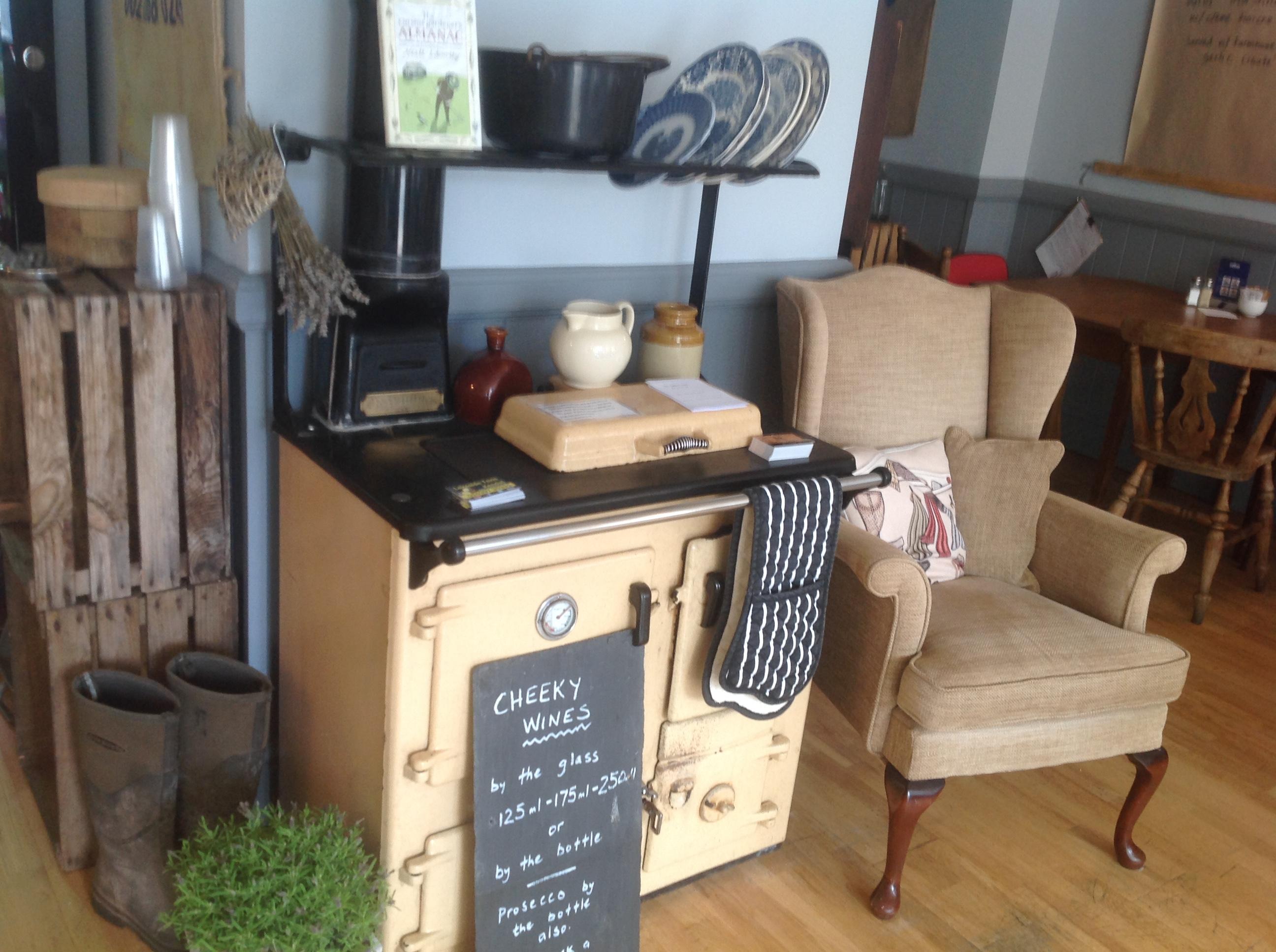 Farmhouse Kitchen Kendal