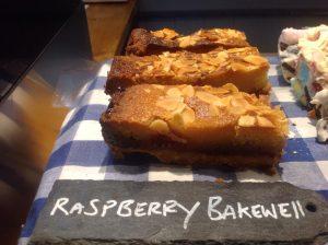Raspberry Bakewell