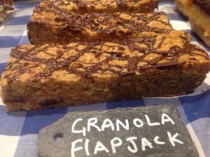 Granola Flapjack