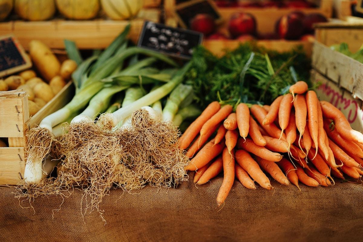 Vegetables for Sunday Roast